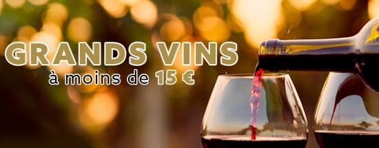 Dégustez de Grands Vins à 15€, avec ÉMOTION !