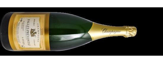 Champagne FALLET-GOURRON, Grand Cru, extra brut magnum