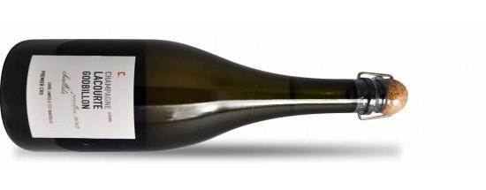 """Champagne LACOURTE-GODBILLON - extra brut - 1er cru """"CHAILLOTS"""""""