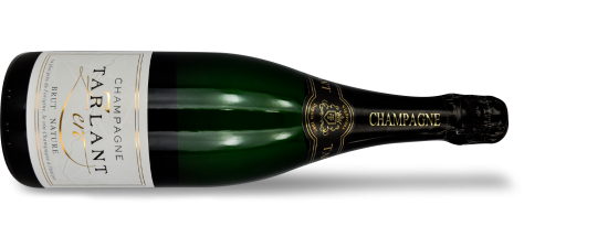 Champagne TARLANT, ''ZERO'' brut nature