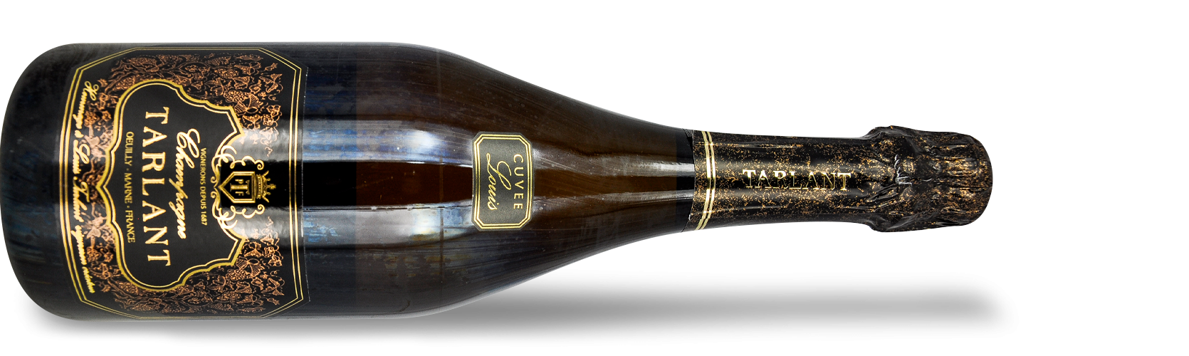 Champagne TARLANT, ''LOUIS'' extra brut