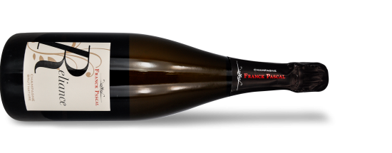 Champagne Franck PASCAL, brut nature ''RELIANCE''