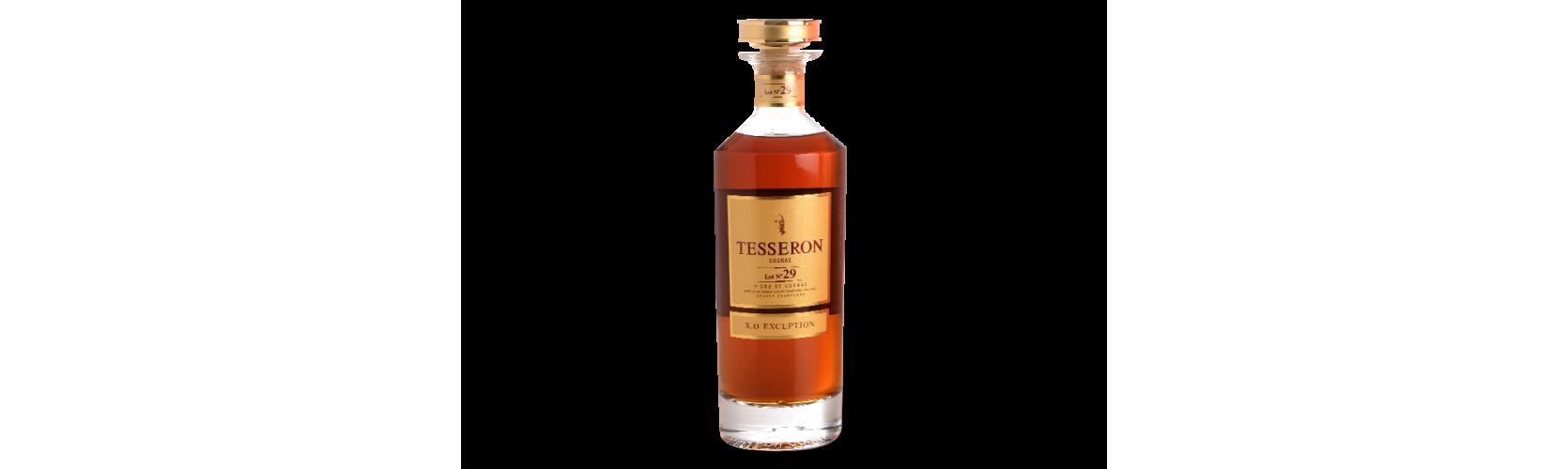 "Cognac TESSERON, Grande Champagne ""LOT N°29 XO PERFECTION"""