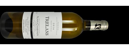"""Alain CHABANON, Languedoc """"TRELANS"""" blanc 2016"""