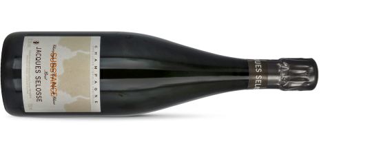 "Champagne Jacques SELOSSE, Grand Cru ""SUBSTANCE"" brut"