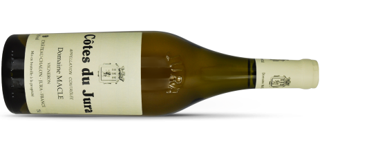 "Domaine MACLE, Côtes-du-Jura Blanc ""TRADITION"" 2015"