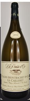"""Domaine de LA POUSSE d'OR, Puligny Montrachet 1er Cru """"CLOS LE CAILLERET"""" 2010 magnum"""