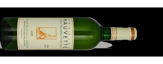 """Domaine HAUVETTE, Alpilles Blanc """"JASPE"""" 2016"""