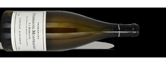 "Vincent GIRARDIN, Chassagne-Montrachet 1er Cru ""LA ROMANEE"" 2017 magnum"