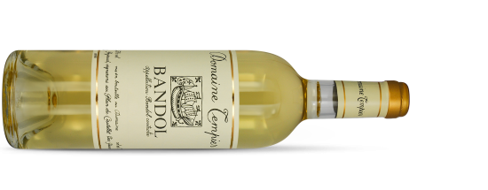 Domaine TEMPIER, Bandol Blanc 2017