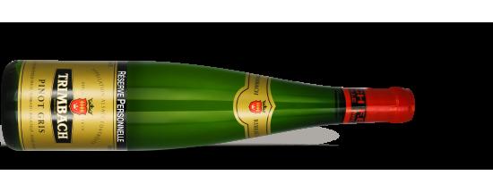"""TRIMBACH, Pinot Gris """"RÉSERVE PERSONNELLE"""" 2015"""