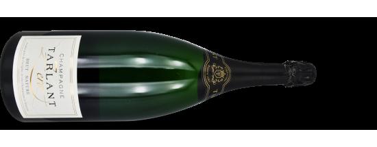Champagne TARLANT, ''ZERO'' brut nature magnum