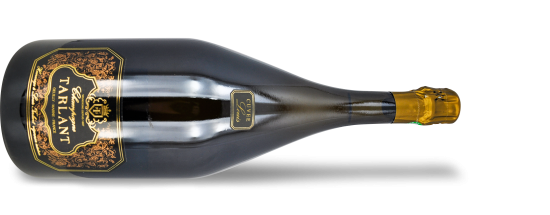 Champagne TARLANT, ''LOUIS'' extra brut magnum